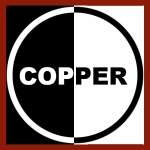 Copper Logo Small Colored